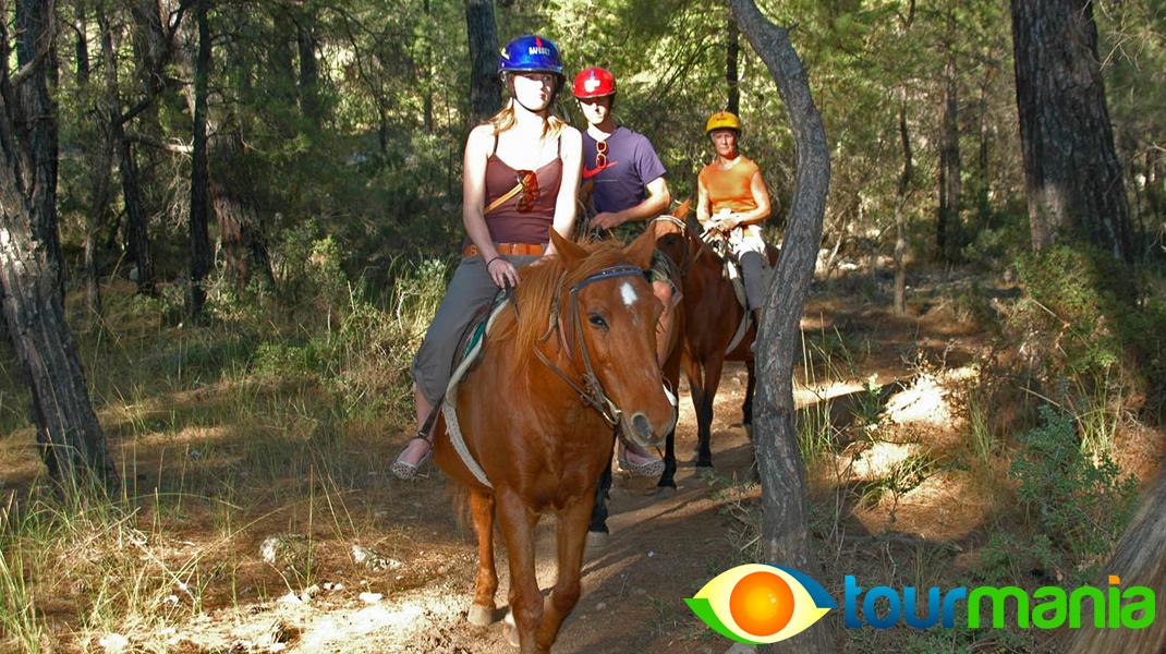 Horseback Riding in Fethiye & Oludeniz