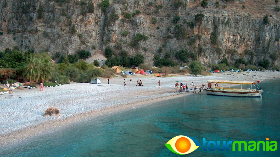 Butterfly Valley Boat Tour from Fethiye