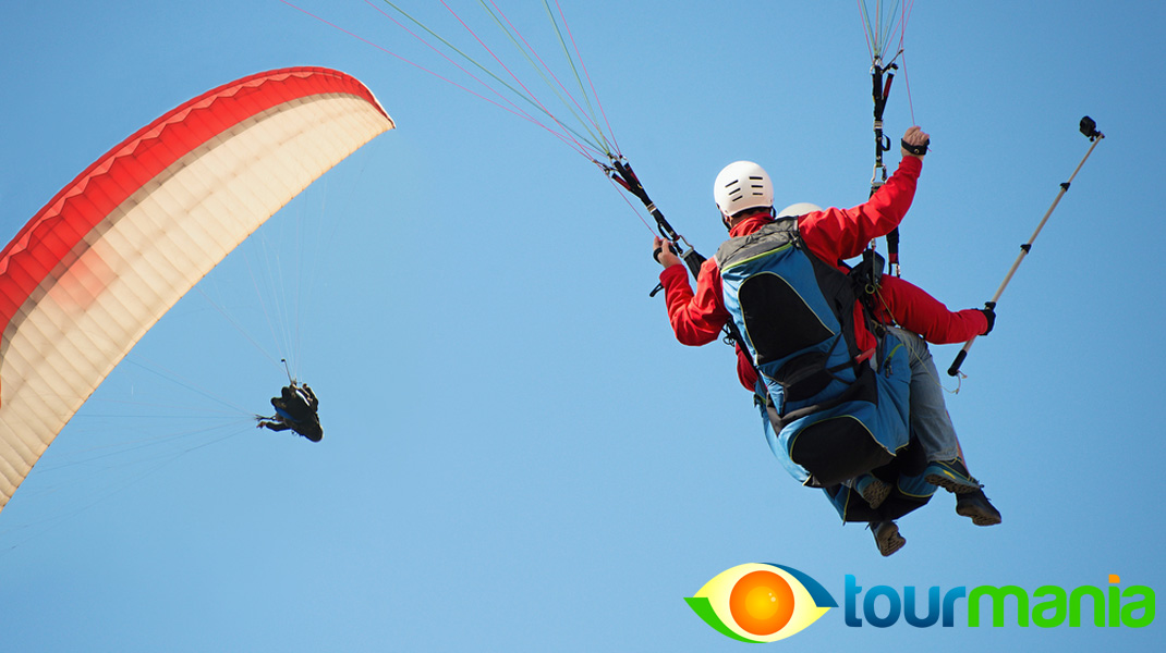 Paragliding Experience in Fethiye