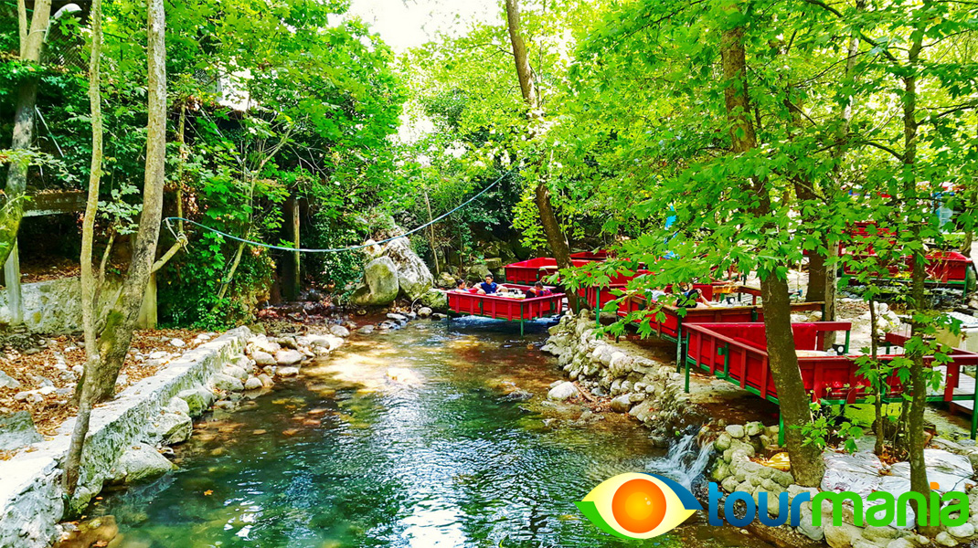Ulupinar Fishing And Picnic Tour from Kemer