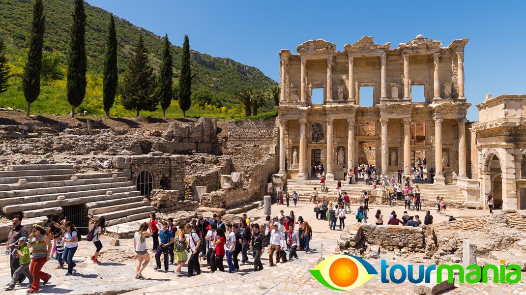 Ephesus and House of Virgin Mary Day Trip from Kusadasi