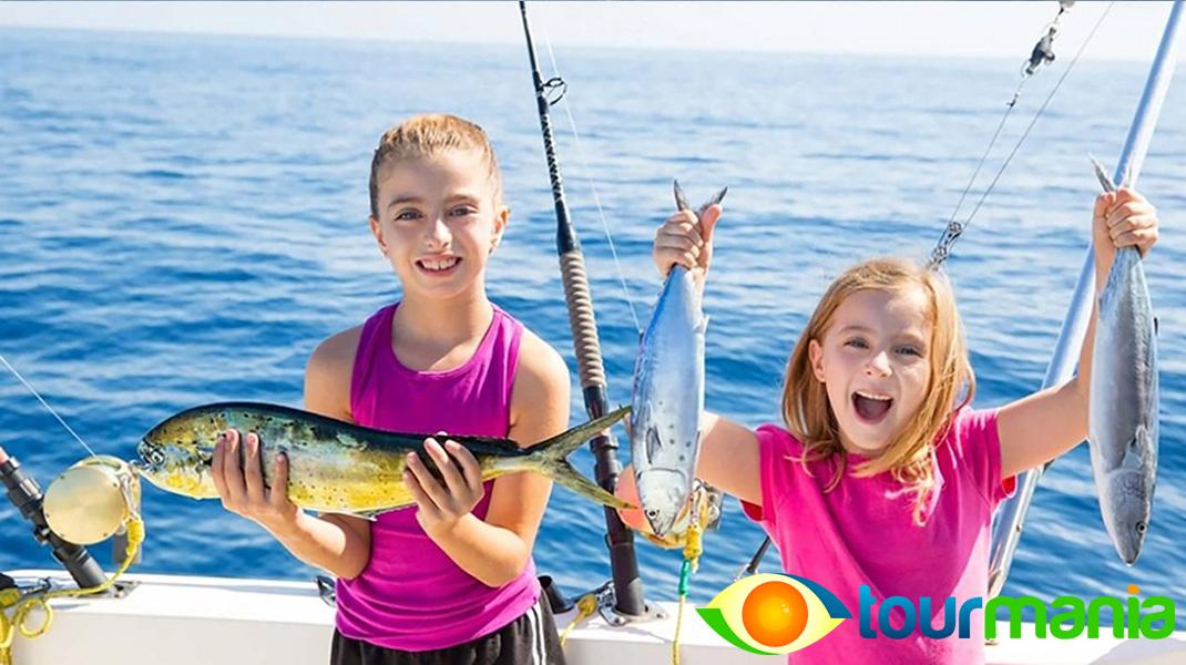Fishing Trip in Marmaris