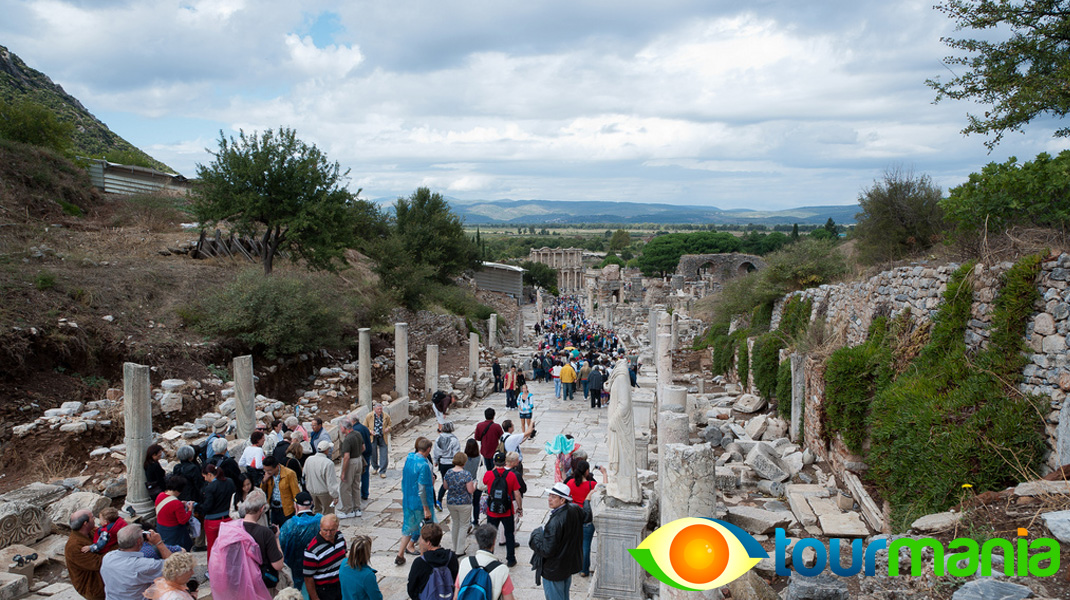 Ephesus & House of Virgin Mary Day Tour from Marmaris