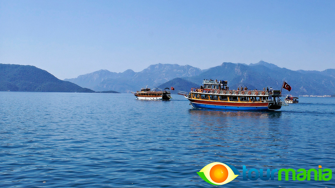 Aegean Islands Boat Trip from Marmaris