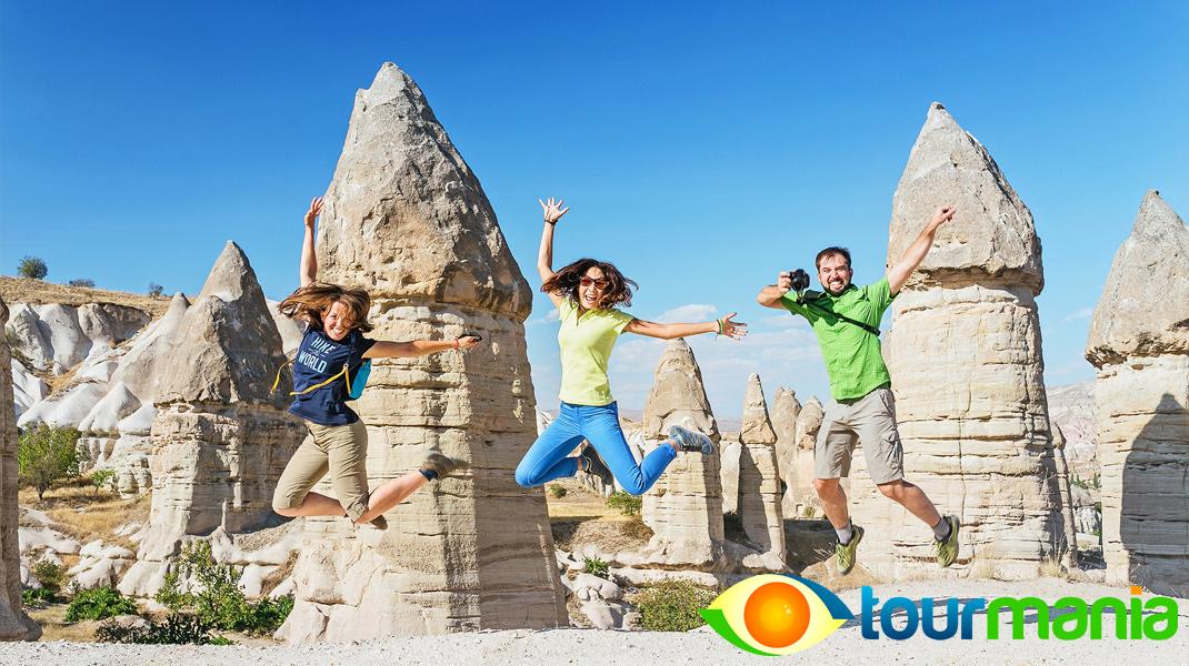 Best of Cappadocia In One Day