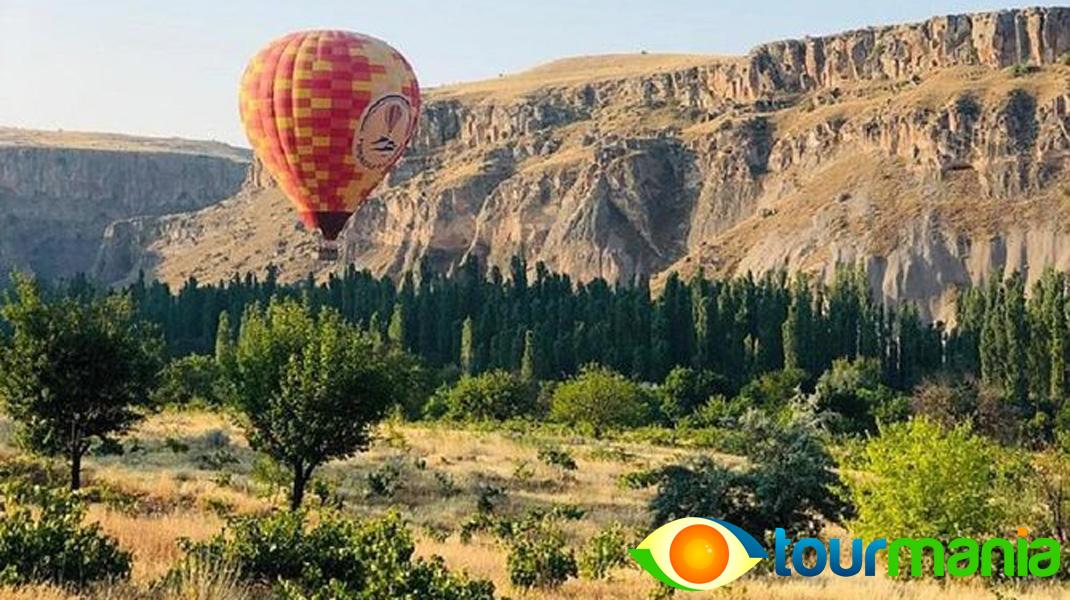 Ihlara Valley Hot Air Balloon Flight