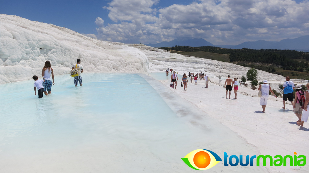 2-Days Ephesus & Pamukkale Tour from Bodrum