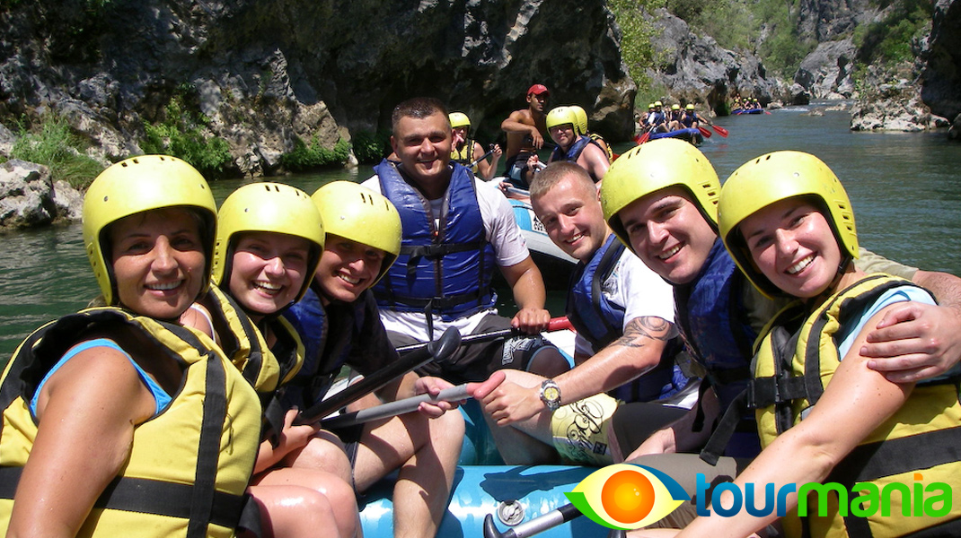 White Water Rafting Adventure from Bodrum