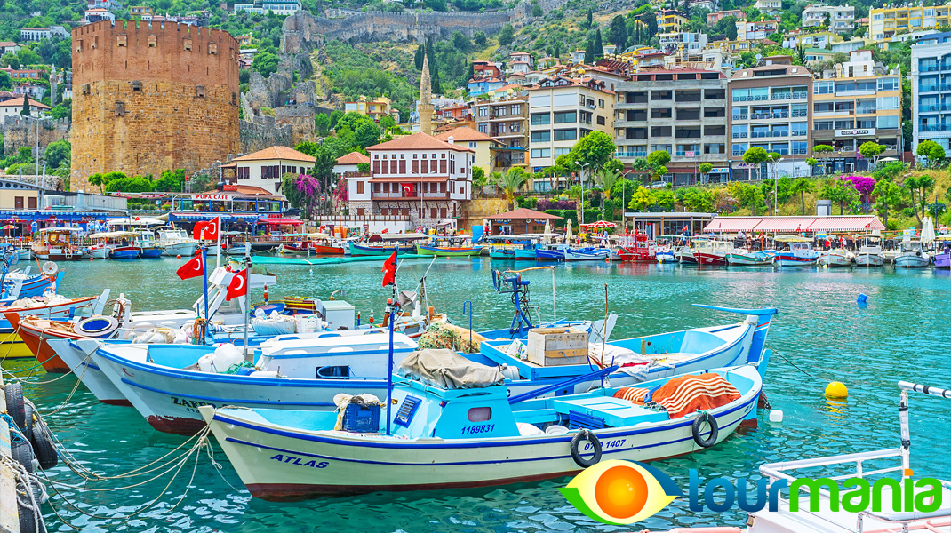 Alanya Day Trip from Side
