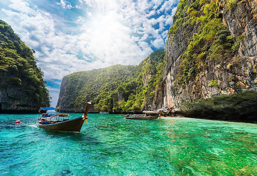 Bangkok Phuket Turları Mahan Havayolları ile