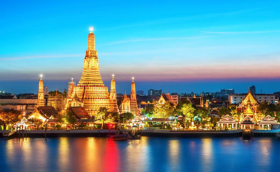 Bangkok Pattaya Phuket Turları Mahan Havayolları