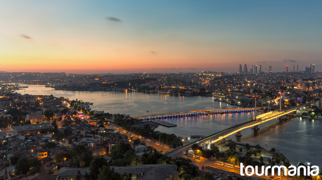 Golden Horn Tour in Istanbul