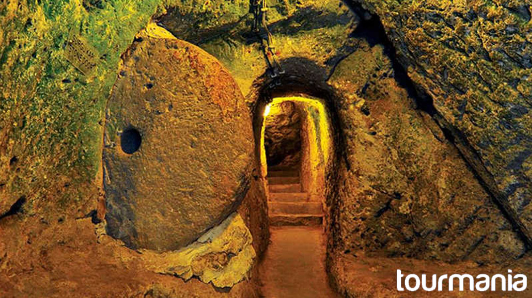 Cappadocia Hiking & Underground City Tour