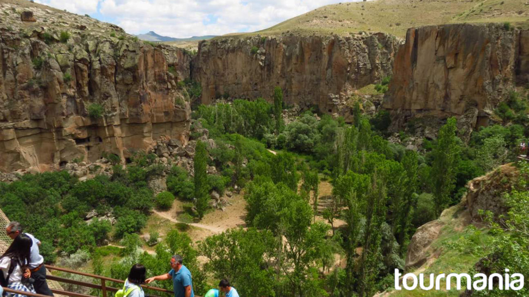 Derinkuyu Underground City & Ihlara Valley Cappadocia Tour