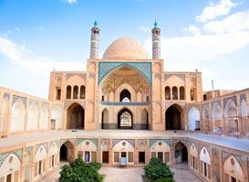 Büyük İran Turu 3 | Mahan Air | İsfahan, Şiraz, Tus, Nişabur...