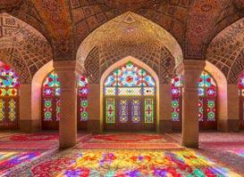 Büyük İran Turu 4 | Mahan Air | İsfahan, Şiraz, Tus, Nişabur...