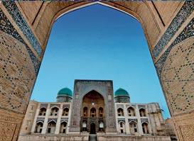 Özbekistan Turu 3 | Semerkand, Buhara, Taşkent