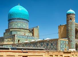 Özbekistan Turu 5| Semerkand, Buhara, Taşkent