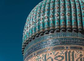 Özbekistan Turu 9| Semerkand, Buhara, Taşkent