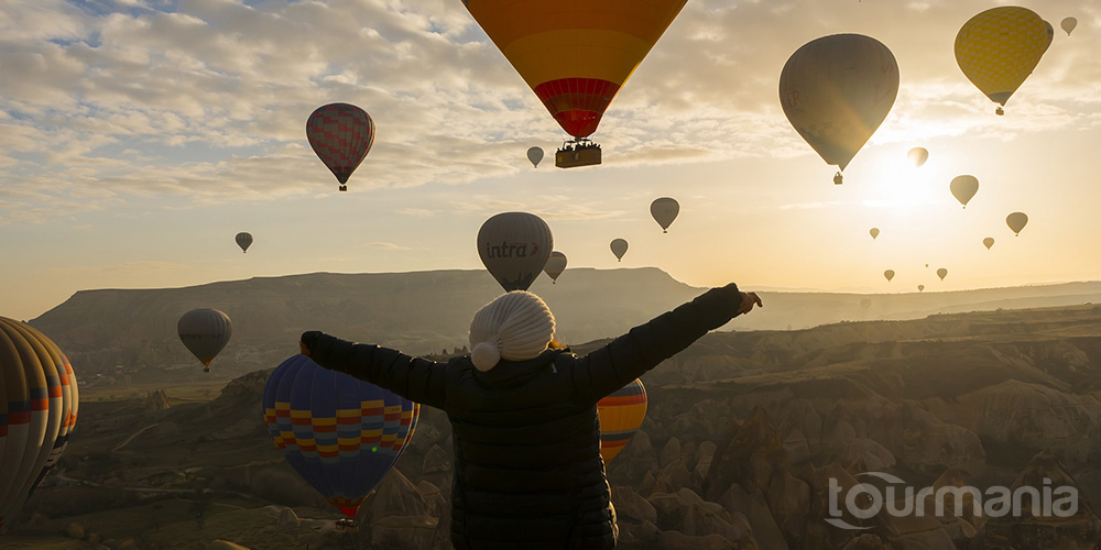 Cappadocia 2-Day Tour from Alanya