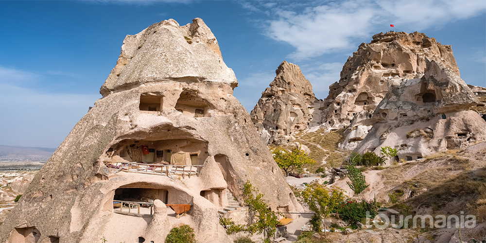 Cappadocia 3-Day Tour from Antalya