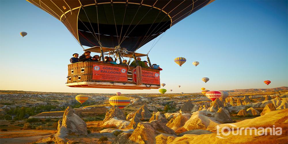 Cappadocia 3-Day Tour from Belek