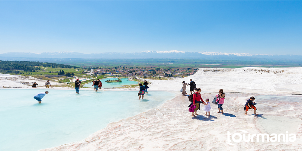 Pamukkale 2-Day Tour from Alanya