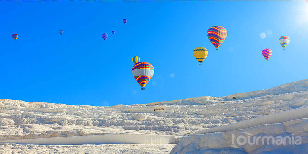 Pamukkale Day Tour from Alanya