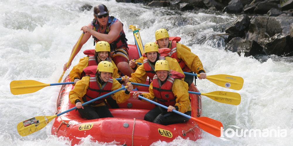 Rafting at Koprulu Canyon from Belek