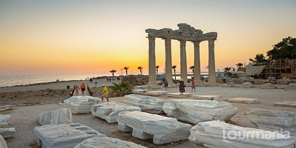 Aspendos Side and Manavgat Tour from Alanya