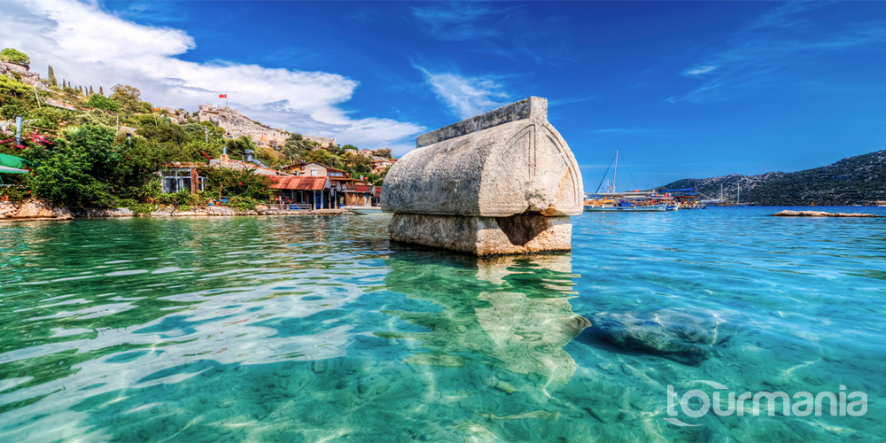 Demre, Myra and Sunken City Kekova Full-Day Tour from Alanya