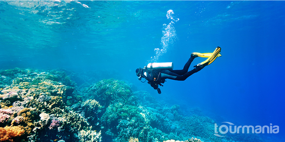 Scuba Diving from Alanya