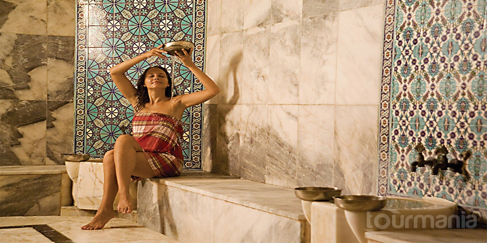 Traditional Turkish Bath Experience in Alanya