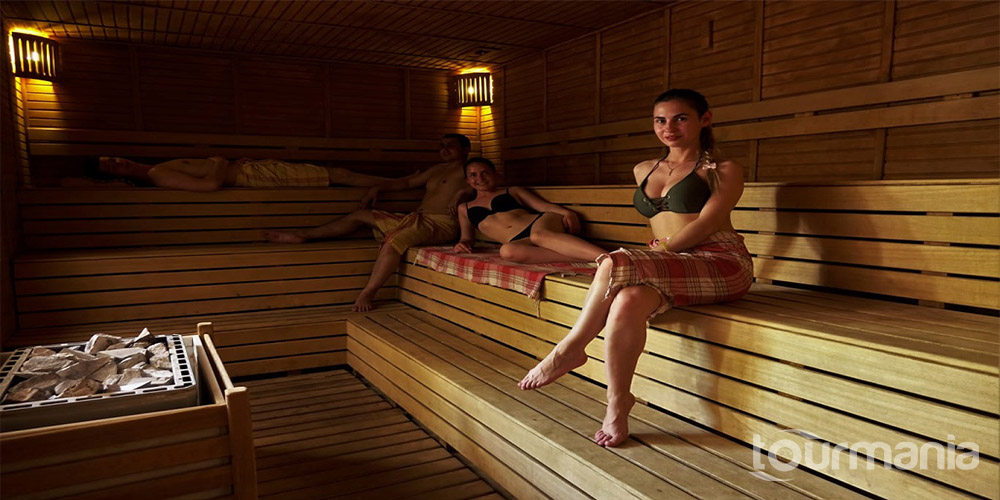 Turkish Bath in Bodrum