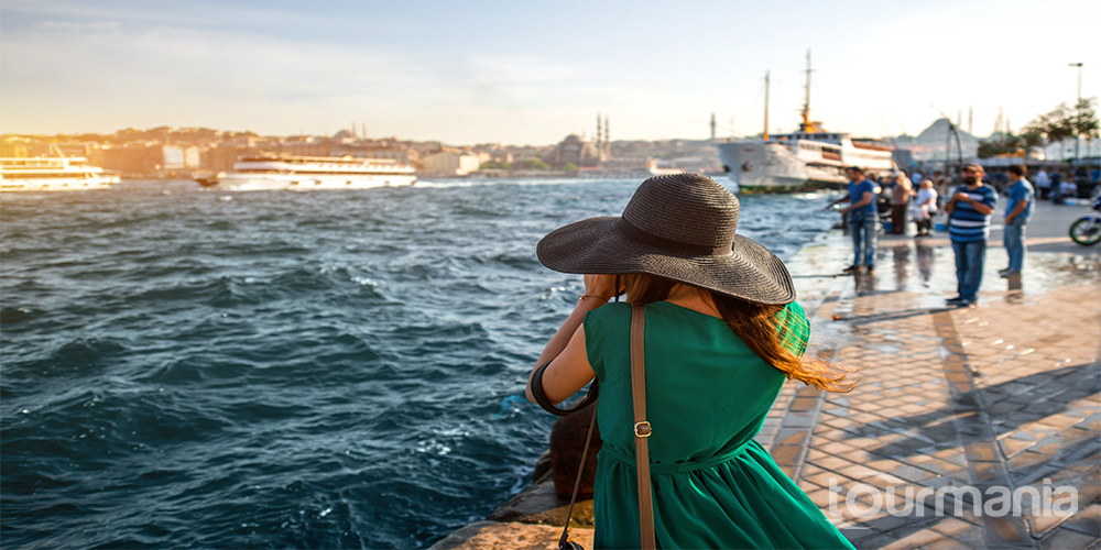 Istanbul Guided Tour from Kemer by Flight