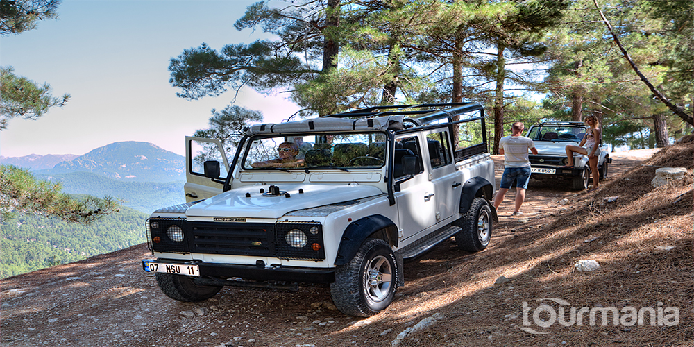 Jeep Safari in Antalya