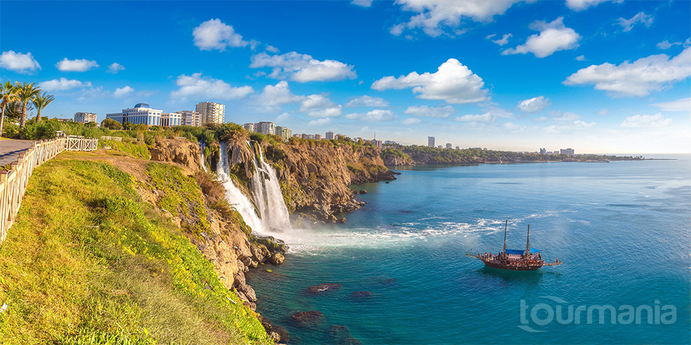 Antalya City Tour from Side