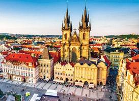 Orta Avrupa Turu | Macaristan, Slovakya, Avusturya, Çekya