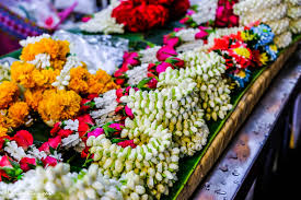 Bangkok Flower Market and Patpong Night Market