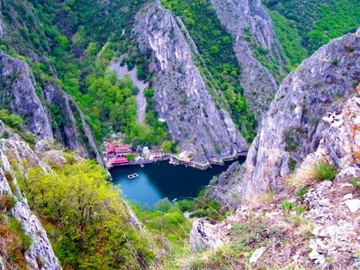 Private Full Day Hiking Tour from Mount Vodno to Canyon Matka