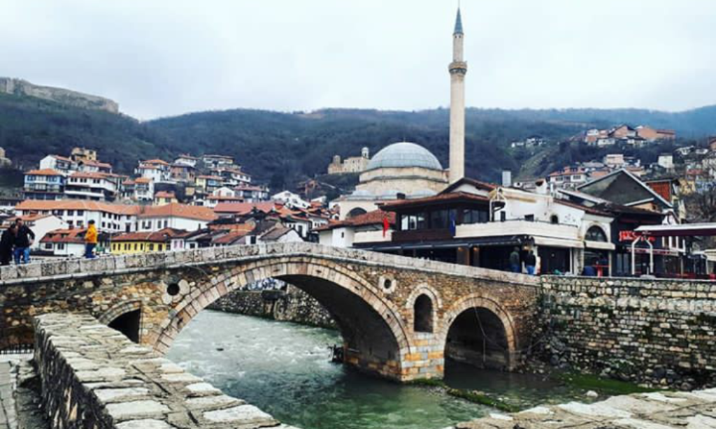 Private Full Day Trip to Pristina and Prizren from Skopje