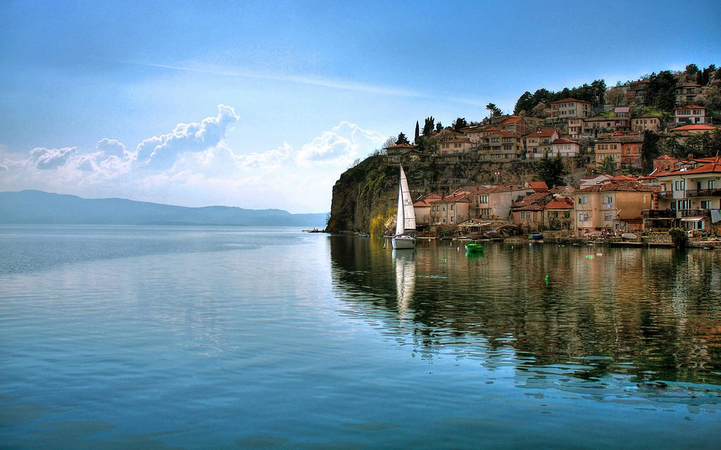 Full Day Private Lake Ohrid and Albania Tour from Ohrid
