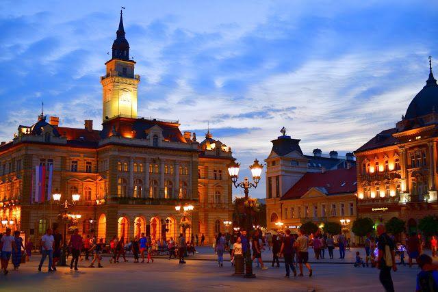 Novi Sad, Petrovaradin, Sremski Karlovci