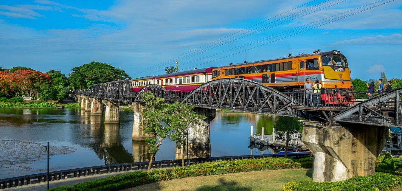 Bangkok River Kwai One Day Tour