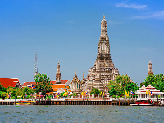 Half Day Bangkok Rice Barge Cruise with Personal English-Speaking Guide