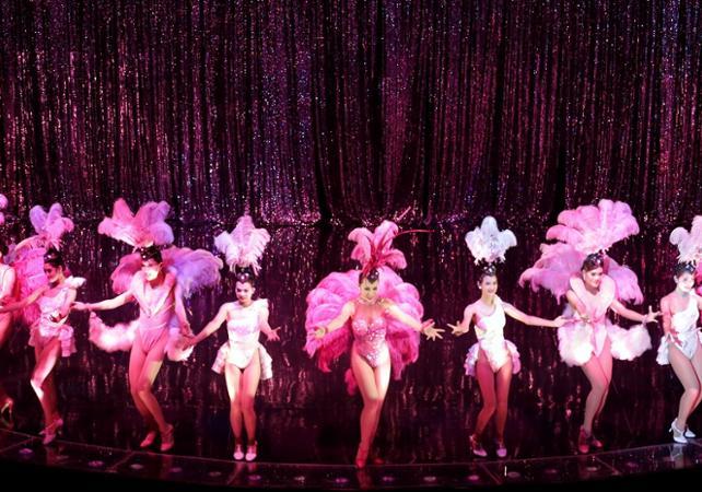 Bangkok Calypso Cabaret Show Tickets with Private Transportation & English Guide
