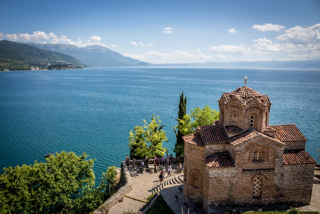 Full Day Private Best of Ohrid and Lake Ohrid Tour