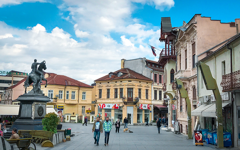 Full Day Private Bitola Tour from Ohrid