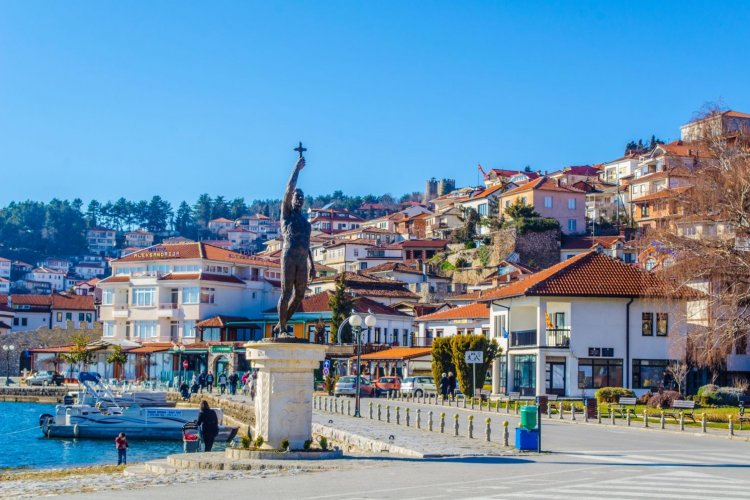 Private Half Day Sightseeing Tour of Ohrid