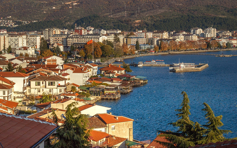 Ohrid Half Day Walking Tour